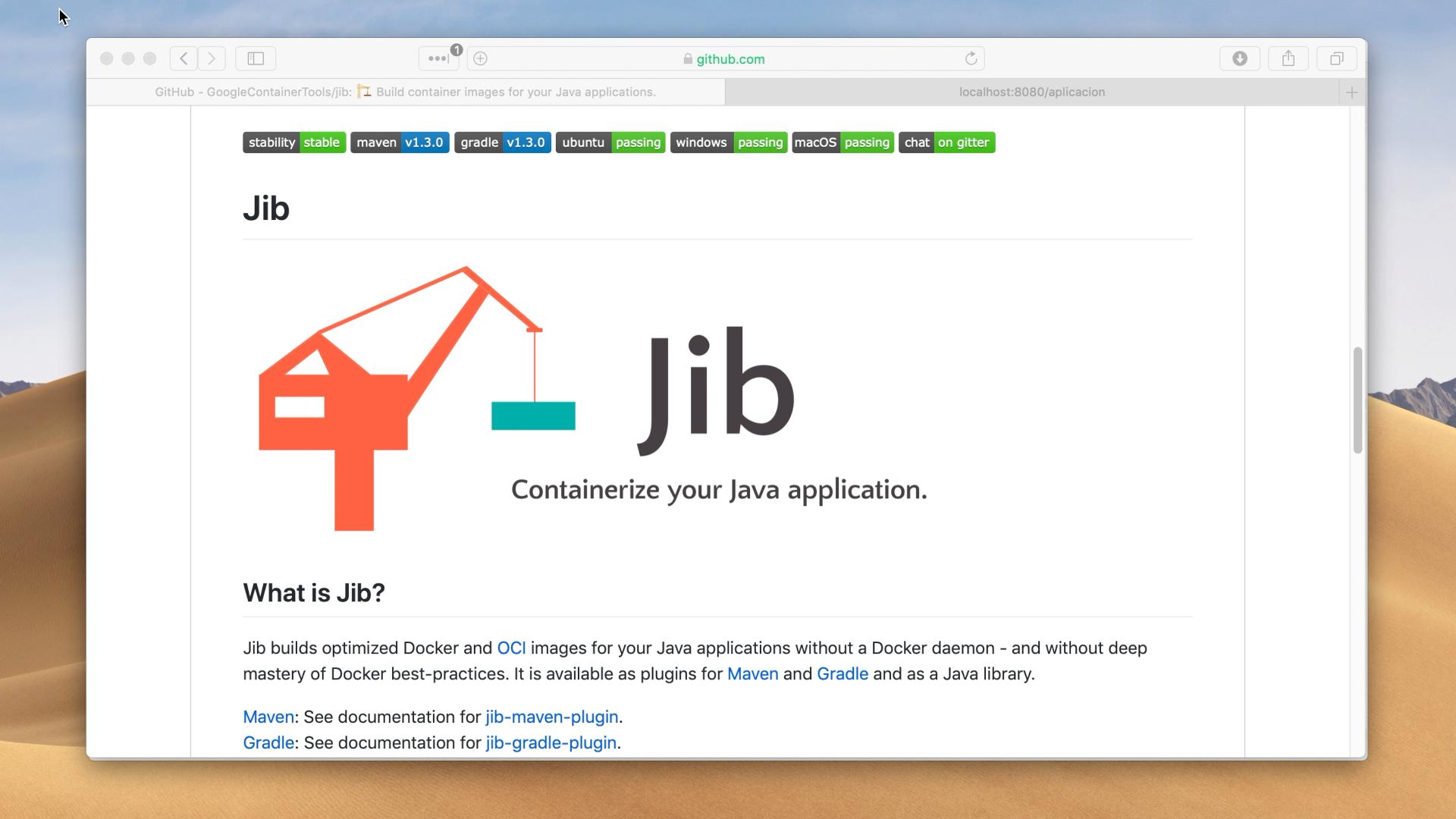 Jib alternativa a Dockerfile